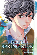 Frontcover Blue Spring Ride 9