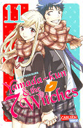 Frontcover Yamada-kun and the seven Witches 11