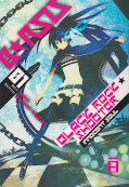 Frontcover Black Rock Shooter 1