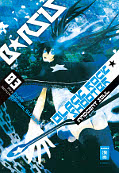 Frontcover Black Rock Shooter 3