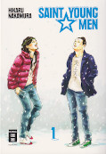 Frontcover Saint Young Men 1