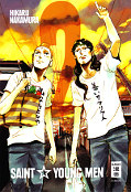 Frontcover Saint Young Men 2