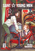 Frontcover Saint Young Men 6