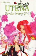 Frontcover Utena - Revolutionary Girl 3
