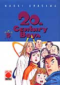 Frontcover 20th Century Boys 5