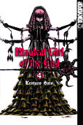 Frontcover Magical Girl of the End 4