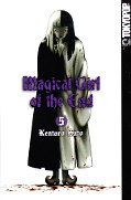 Frontcover Magical Girl of the End 5