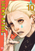 Frontcover Tokyo Ghoul 10
