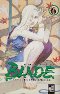Frontcover Blade of the Immortal 6