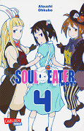 Frontcover Soul Eater Not! 4