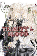 Frontcover Trinity Blood 17