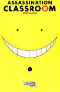 Frontcover Assassination Classroom 1
