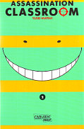 Frontcover Assassination Classroom 2