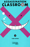 Frontcover Assassination Classroom 6