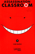 Frontcover Assassination Classroom 7