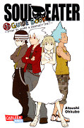 Frontcover Soul Eater Guide Book 1