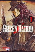 Frontcover Green Blood 1