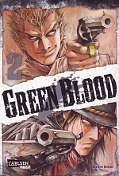 Frontcover Green Blood 2
