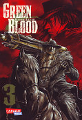 Frontcover Green Blood 3