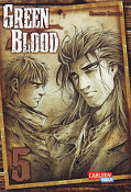 Frontcover Green Blood 5
