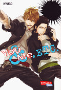 Frontcover You & Me, Etc. 1