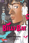 Frontcover Billy Bat 14