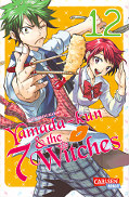 Frontcover Yamada-kun and the seven Witches 12