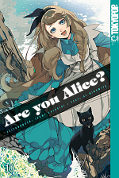 Frontcover Are you Alice? 10