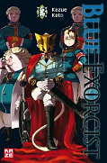 Frontcover Blue Exorcist 13