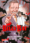 Frontcover Billy Bat 15