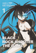 Frontcover Black Rock Shooter - The Game 1