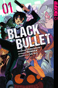 Frontcover Black Bullet 1