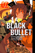 Frontcover Black Bullet 2