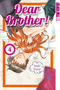 Frontcover Dear Brother! 4
