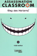 Frontcover Assassination Classroom 11