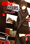 Frontcover Dog & Scissors 2