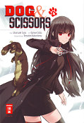 Frontcover Dog & Scissors 4