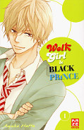 Frontcover Wolf Girl & Black Prince 1