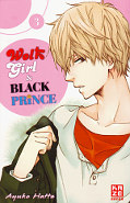 Frontcover Wolf Girl & Black Prince 3