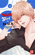 Frontcover Wolf Girl & Black Prince 4