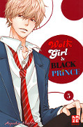 Frontcover Wolf Girl & Black Prince 5