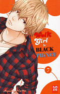 Frontcover Wolf Girl & Black Prince 7