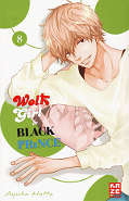 Frontcover Wolf Girl & Black Prince 8