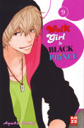 Frontcover Wolf Girl & Black Prince 9
