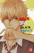 Frontcover Wolf Girl & Black Prince 10
