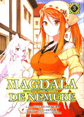 Frontcover Magdala de Nemure – May your soul rest in Magdala 3