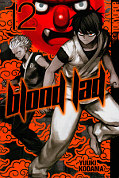 Frontcover Blood Lad 12