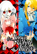 Frontcover Snow White & Alice 1