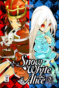 Frontcover Snow White & Alice 2