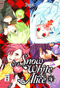 Frontcover Snow White & Alice 4